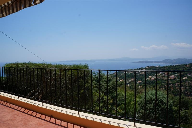 Vacation rental house / villa Les issambres 660€ - Picture 3