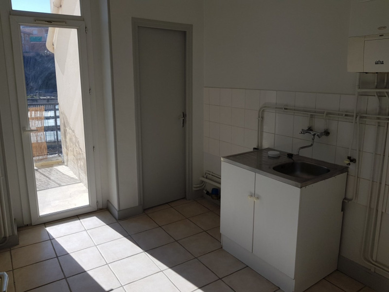 Sale apartment Pont eveque 110000€ - Picture 3