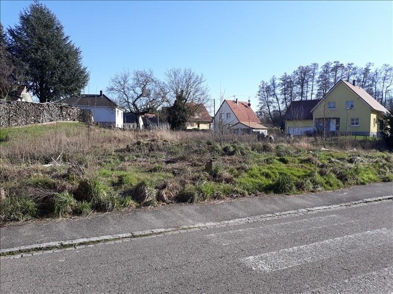 Verkauf grundstück Wissembourg 48000€ - Fotografie 3