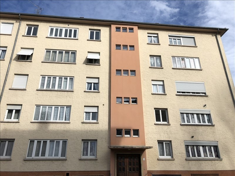 Sale apartment Lingolsheim 92 880€ - Picture 1