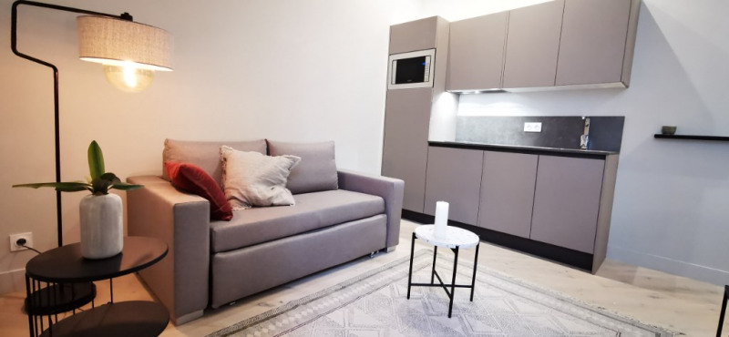Sale apartment Nice 165000€ - Picture 1
