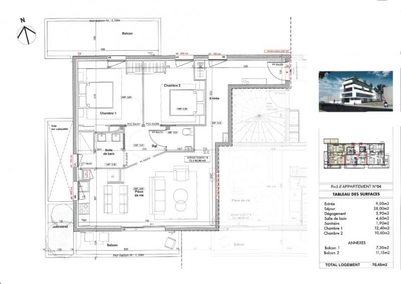 Vente appartement Royan 317000€ - Photo 2