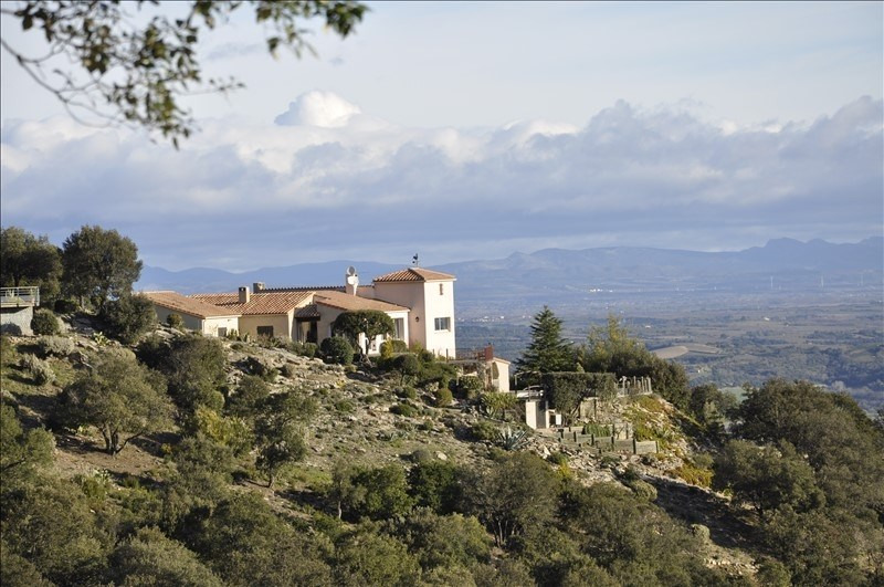 Deluxe sale house / villa Ceret 768 000€ - Picture 1