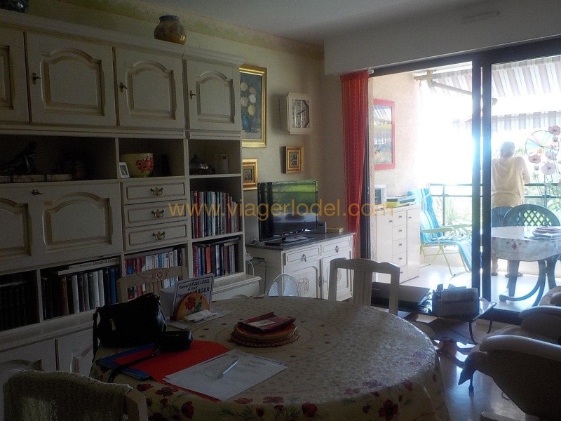 Life annuity apartment Antibes 65000€ - Picture 6