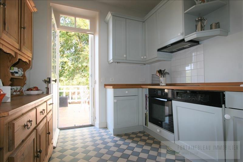 Sale house / villa Thomery 459000€ - Picture 6