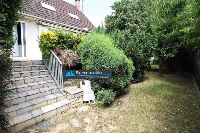Vente maison / villa Sartrouville 459000€ - Photo 2