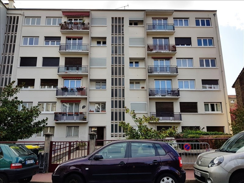 Rental apartment Clamart 840€ CC - Picture 1