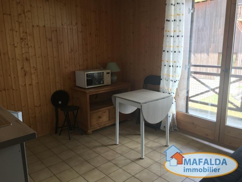 Location appartement Mont saxonnex 480€ CC - Photo 3