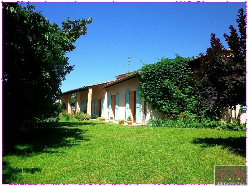 Deluxe sale house / villa Balma 475 000€ - Picture 1