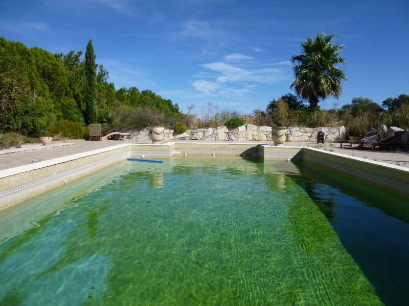 Deluxe sale house / villa Nimes 880000€ - Picture 2