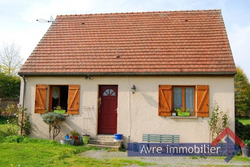 Sale house / villa Verneuil d avre et d iton 96000€ - Picture 1