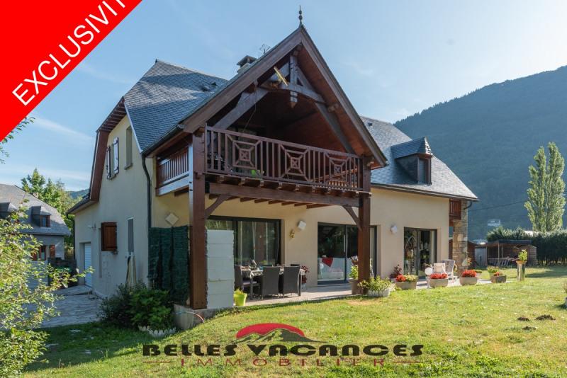 Deluxe sale house / villa Bazus-aure 525000€ - Picture 1