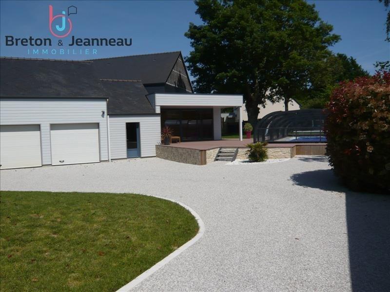 Vente maison / villa Bonchamp les laval 394160€ - Photo 7