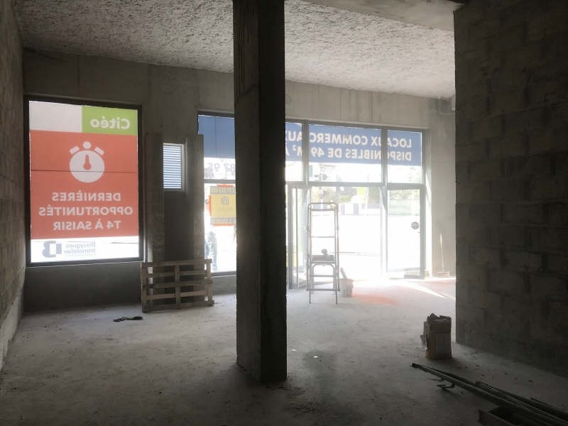 Location local commercial Caen 850€ HT/HC - Photo 5
