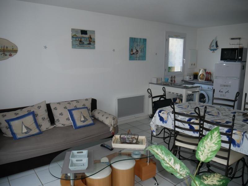 Sale house / villa St vincent sur jard 156000€ - Picture 4