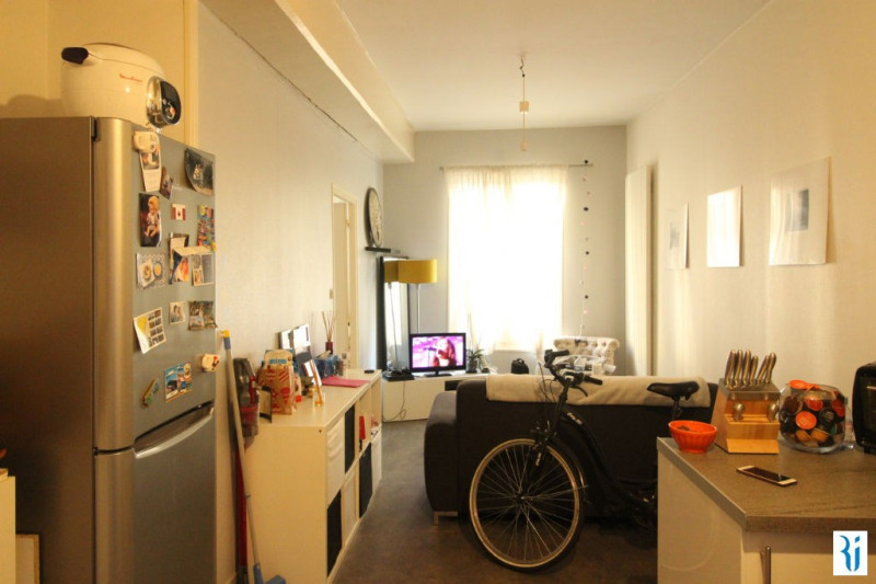 Alquiler  apartamento Rouen 500€ CC - Fotografía 2