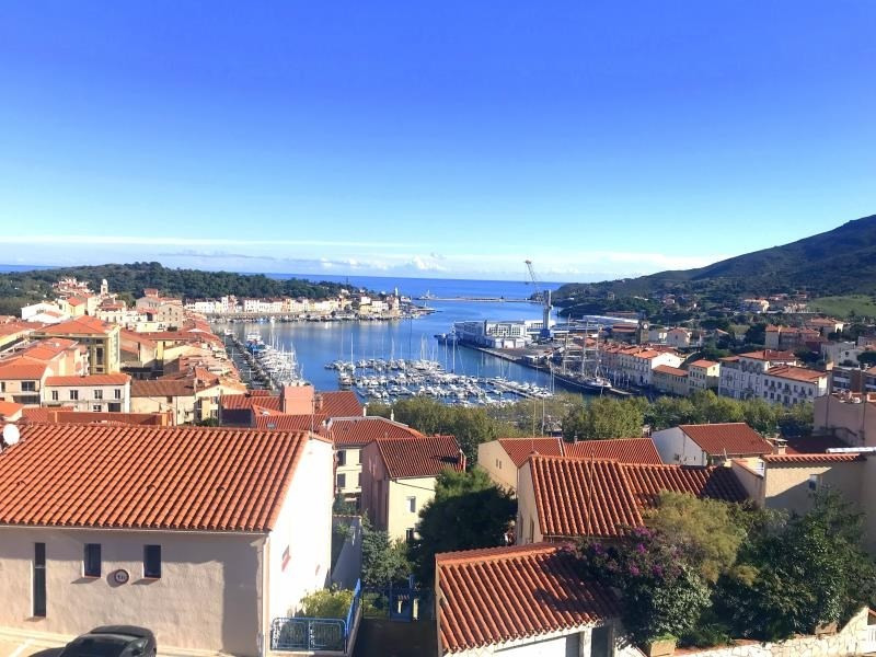 Sale apartment Port vendres 172 000€ - Picture 1