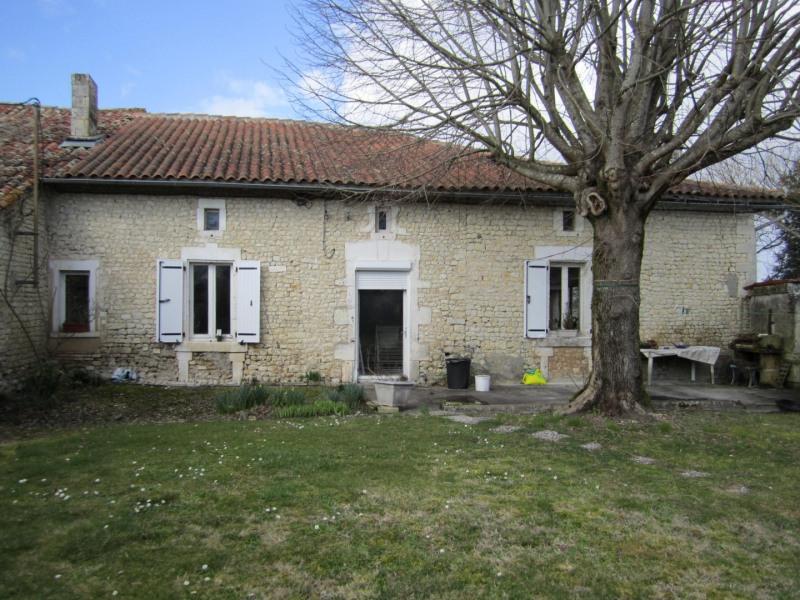 Vente maison / villa Barbezieux saint-hilaire 156000€ - Photo 2