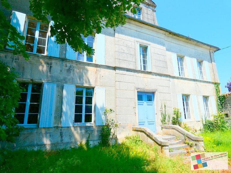 Sale house / villa Salles d'angles 418700€ - Picture 1