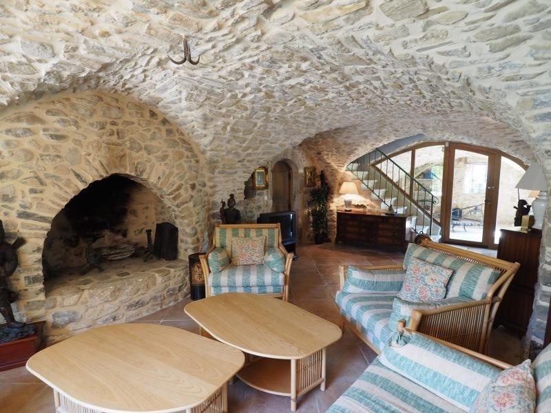 Immobile residenziali di prestigio casa Uzes 897750€ - Fotografia 4