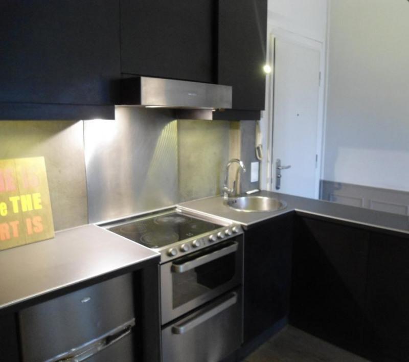 Revenda residencial de prestígio apartamento Deauville 147500€ - Fotografia 3