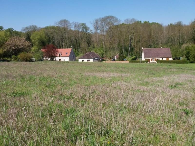 Vente terrain Dormelles 114000€ - Photo 1