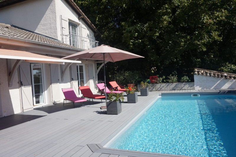 Sale house / villa Reyrieux 515000€ - Picture 1