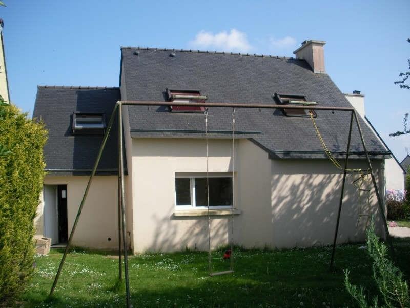 Rental house / villa Lannilis 670€ CC - Picture 1