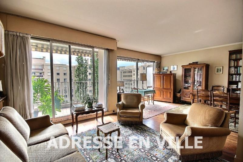 Verkoop  appartement Levallois perret 621000€ - Foto 2