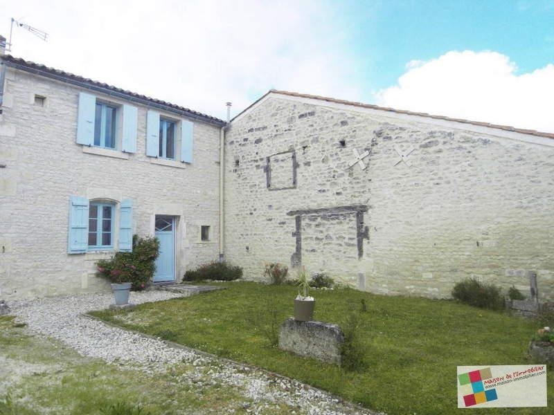 Location maison / villa Salignac sur charente 595€ CC - Photo 1