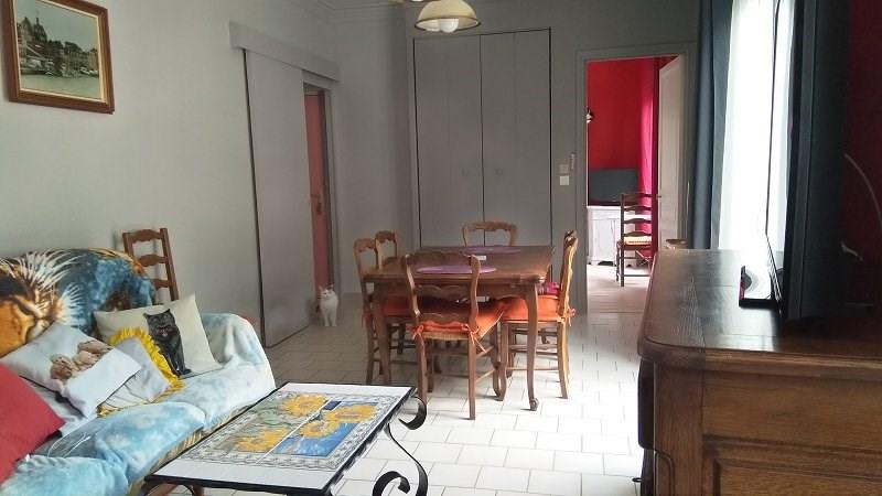 Verkoop  appartement Le treport 89000€ - Foto 6