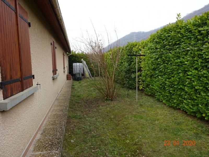 Sale house / villa St vallier 183000€ - Picture 10