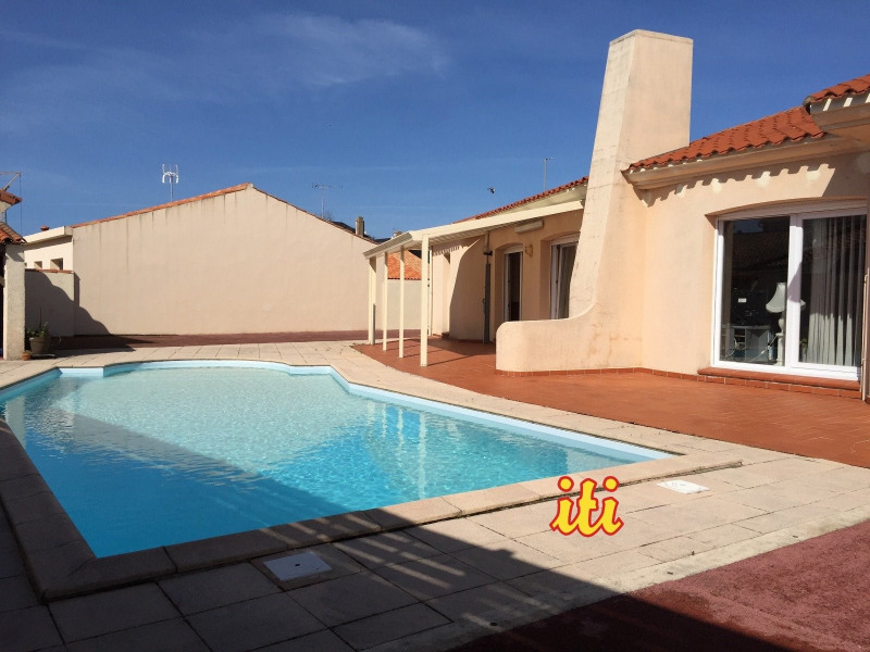 Vente de prestige maison / villa Les sables d olonne 613000€ - Photo 1