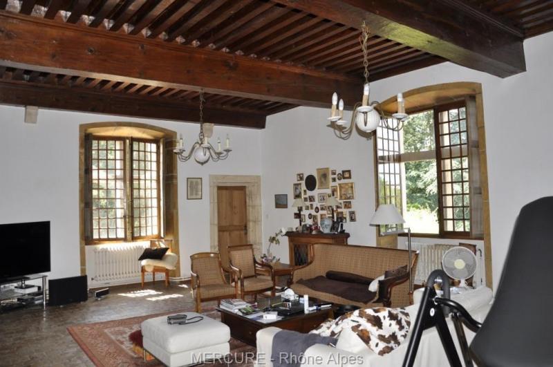 Vente de prestige château Trevoux 2550000€ - Photo 7