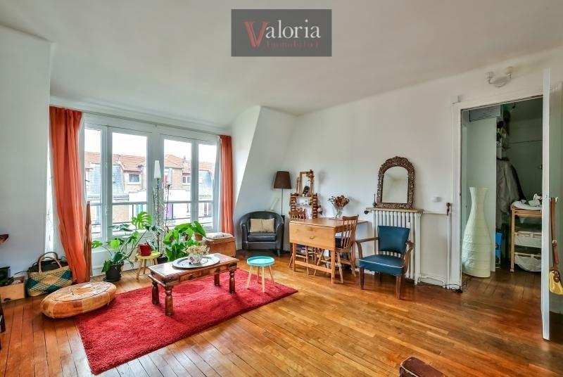 Sale apartment Paris 20ème 270000€ - Picture 5