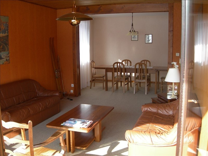 Vente appartement Araches 288 000€ - Photo 2