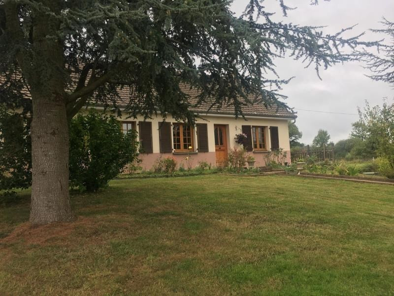 Vente maison / villa Le mesnil eury 157750€ - Photo 2