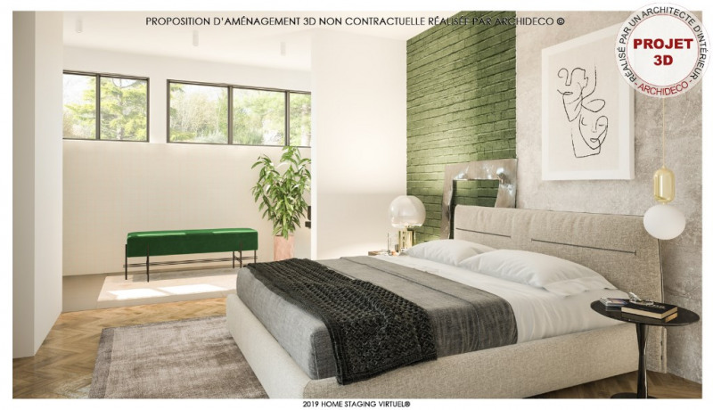 Deluxe sale house / villa Bron 574900€ - Picture 2