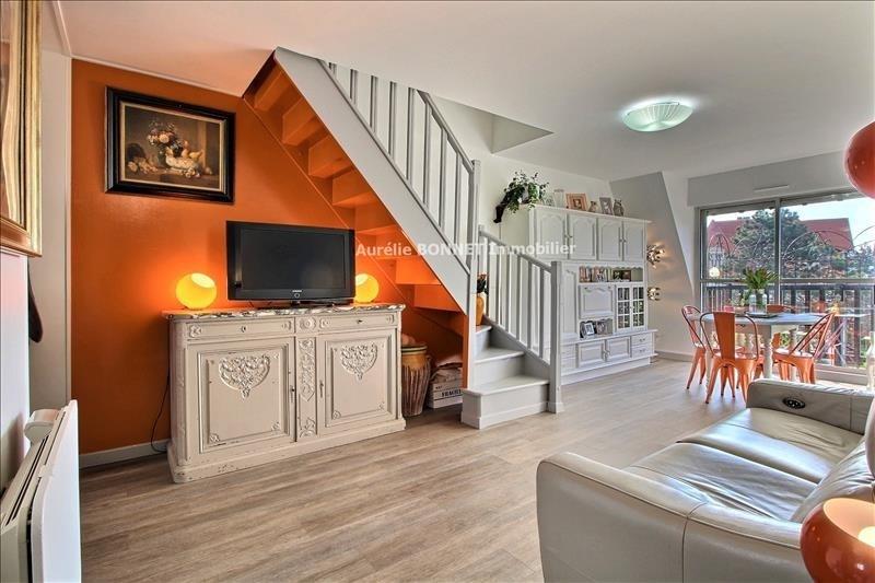 Vente appartement Deauville 443000€ - Photo 1