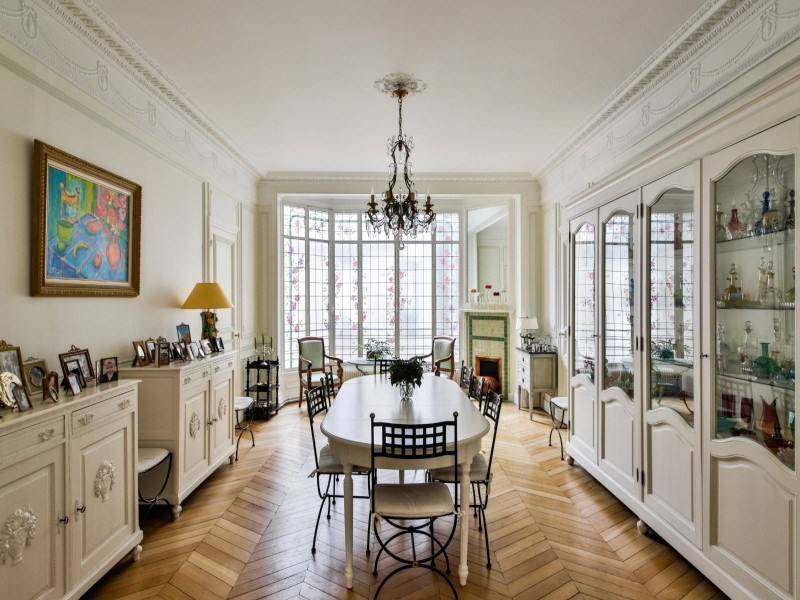 Deluxe sale apartment Paris 17ème 2 750 000€ - Picture 2