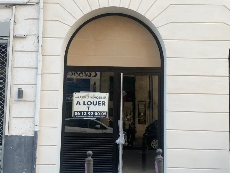 Location boutique Marseille 6ème 750€ HT/HC - Photo 1