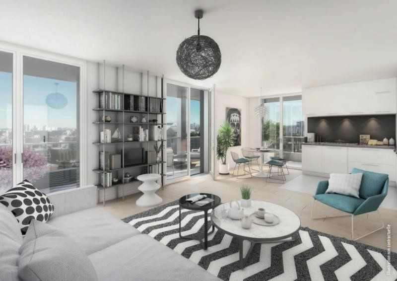 Sale apartment Asnieres sur seine 388 066€ - Picture 3