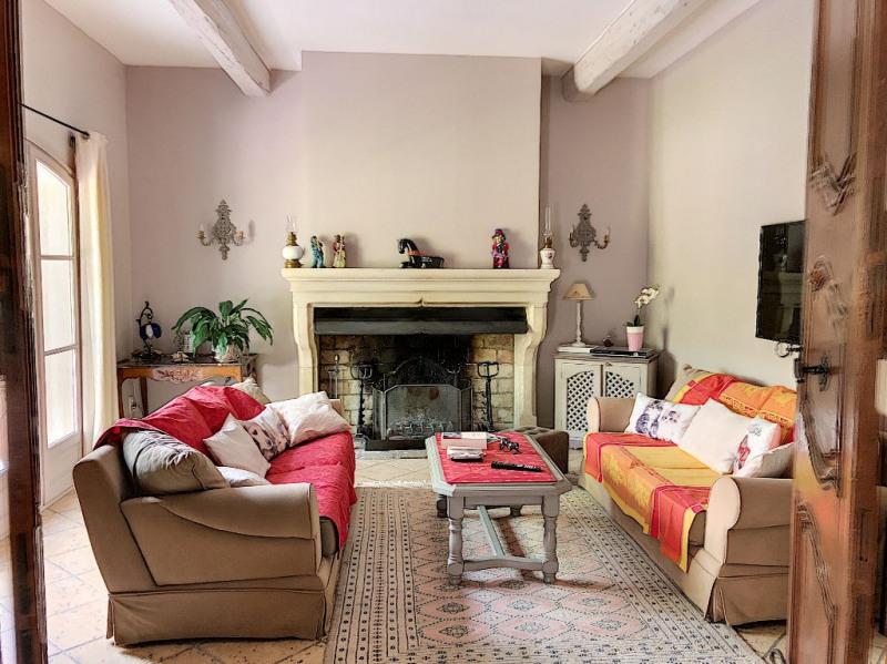 Deluxe sale house / villa Rochefort du gard 625000€ - Picture 5