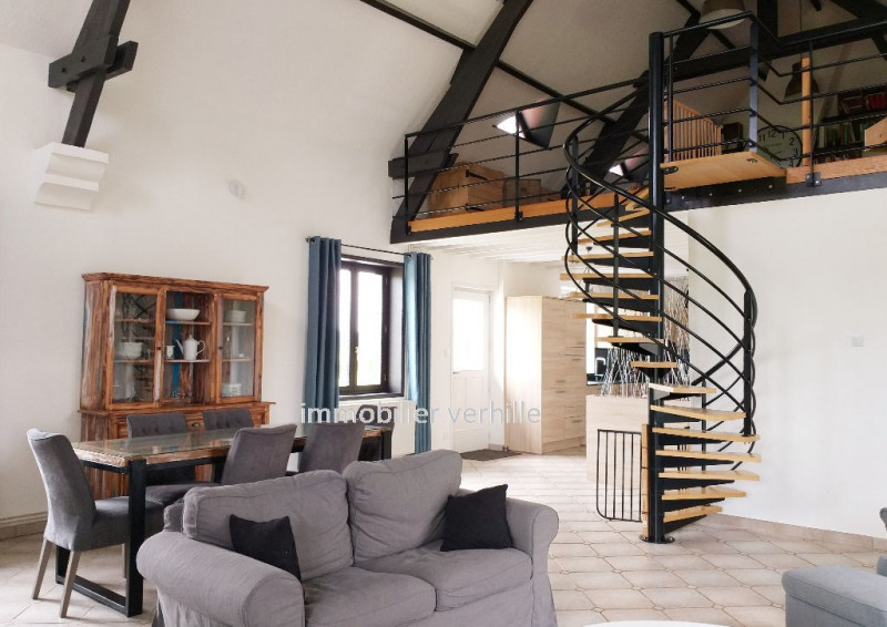 Sale house / villa Merris 497000€ - Picture 2