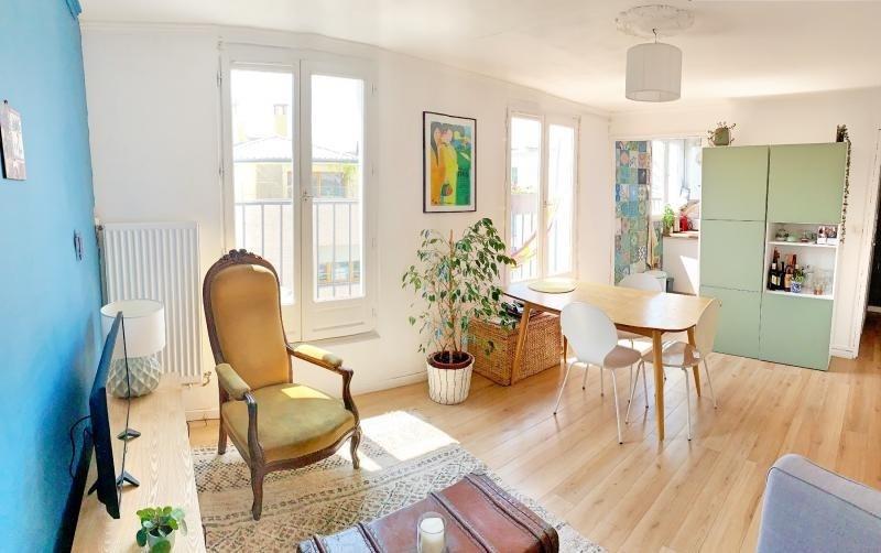 Sale apartment Paris 19ème 419000€ - Picture 2