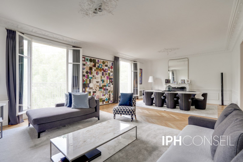 Deluxe sale apartment Neuilly-sur-seine 2200000€ - Picture 2