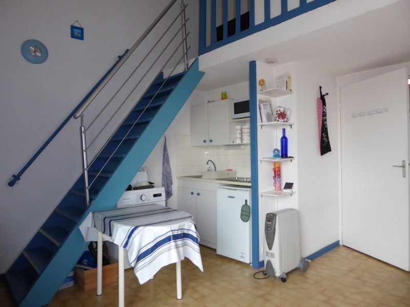 Vacation rental apartment Biscarrosse plage 350€ - Picture 1