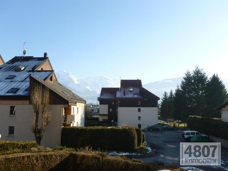 Location appartement Sallanches 431€ CC - Photo 1