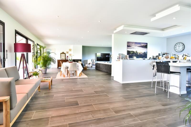 Revenda residencial de prestígio casa Quint fonsegrives 990000€ - Fotografia 4
