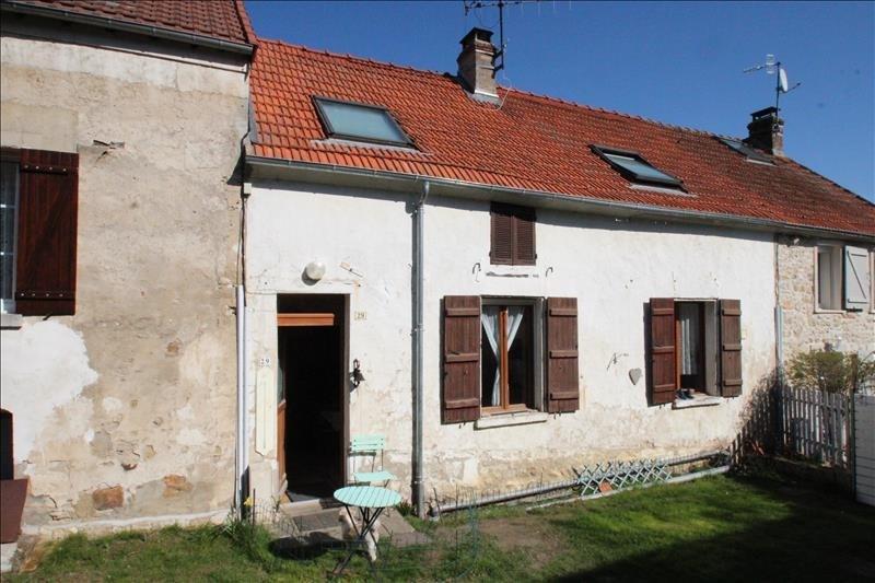 Sale house / villa La ferte milon 108000€ - Picture 1